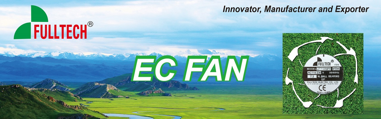 EC fan introduction - Fulltech Electric