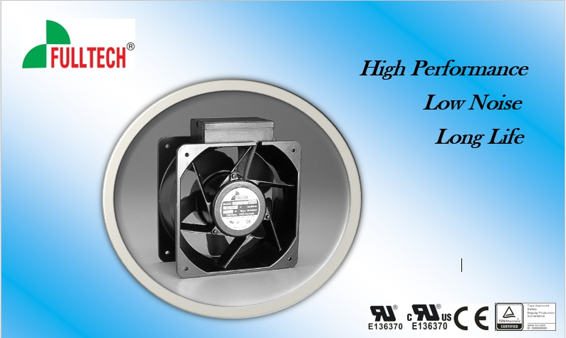 AC cooling fan introduction - Fulltech Electric