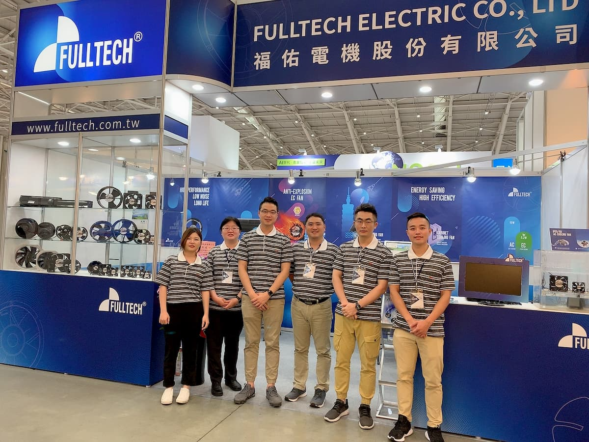 Fulltech Electric in Taipei International Industrial Automation Exhibition 2019. Please visit us at booth no. L1329(4F) during 21st – 24th Aug.